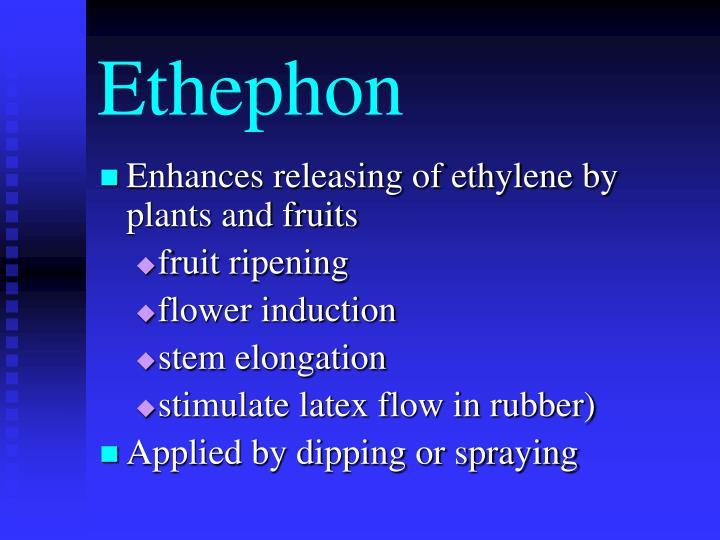 Ethephon