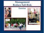 management reduce fall risk1