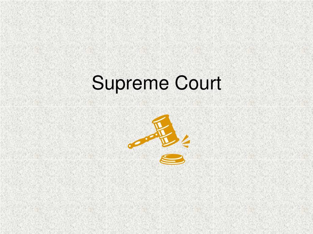 supreme court l.