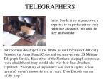 telegraphers