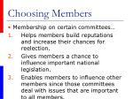 choosing members54