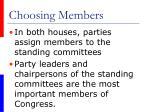 choosing members55