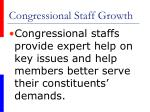 congressional staff growth61
