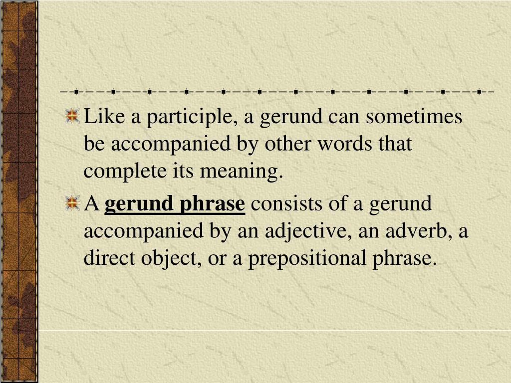 English Grammar - 6 Ways to Use Gerunds · engVid