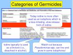 categories of germicides16