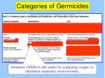 categories of germicides20