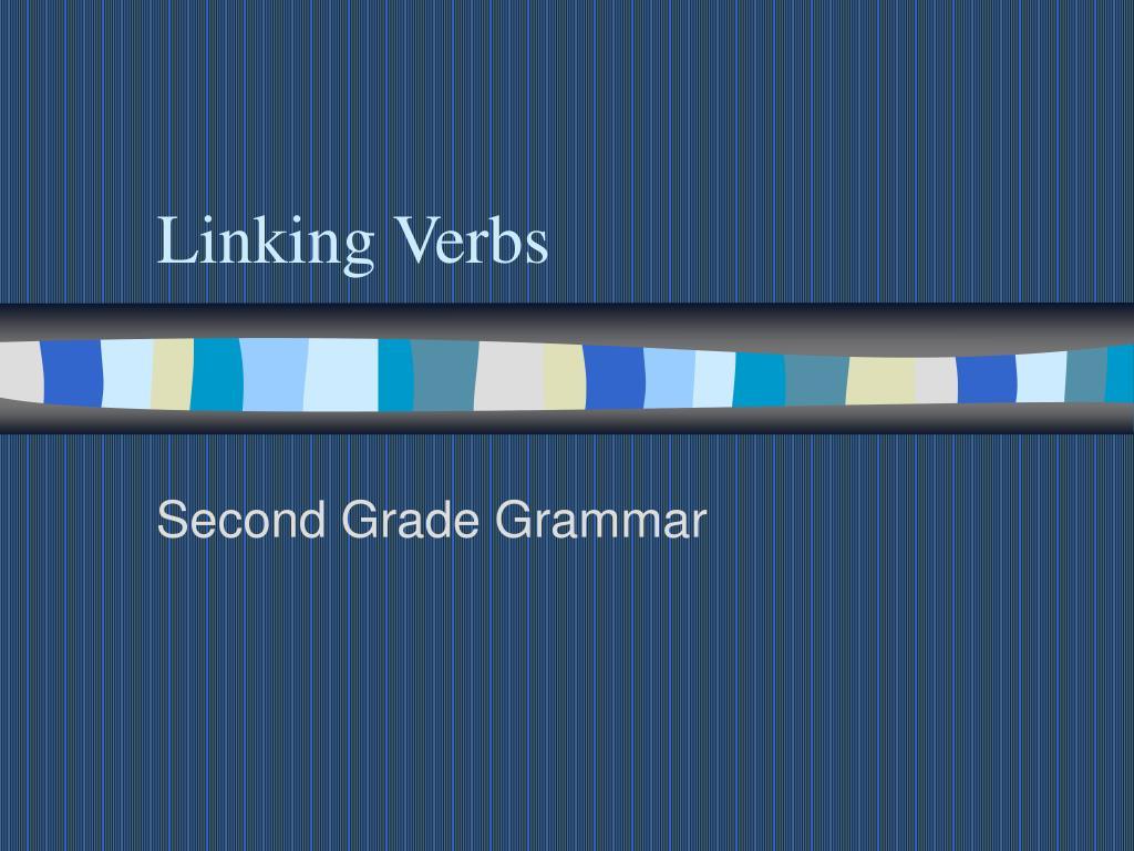 linking verbs l.