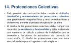 14 protecciones colectivas
