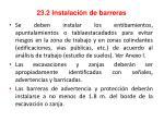 23 2 instalaci n de barreras