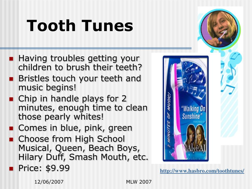 Tooth Tunes