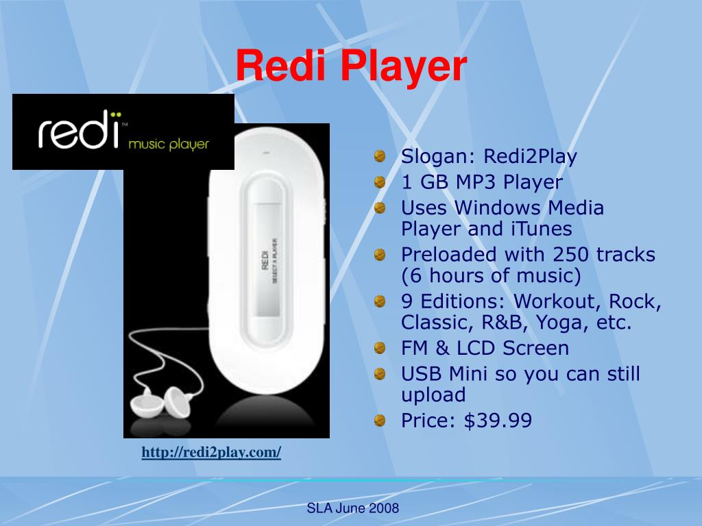 Redi Player