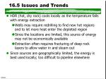 16 5 issues and trends
