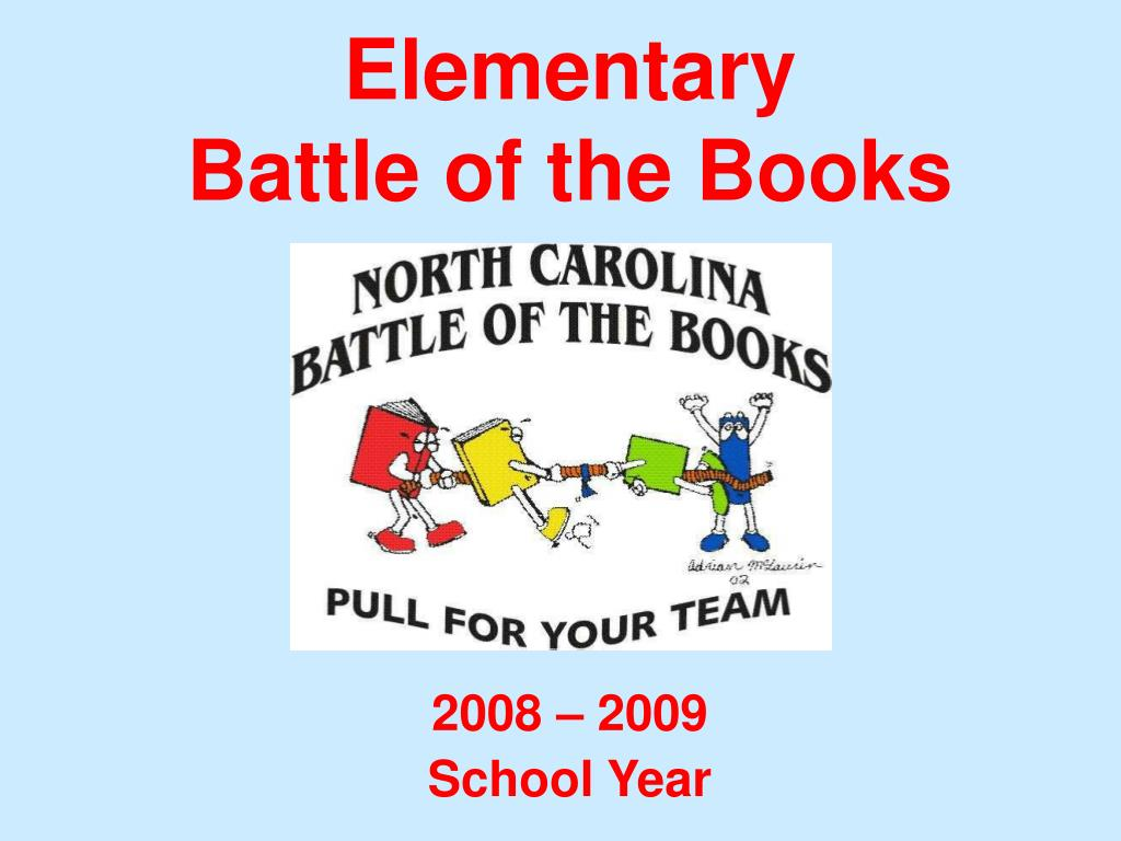 elementary battle of the books l.