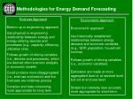 methodologies for energy demand forecasting6