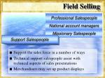 field selling18