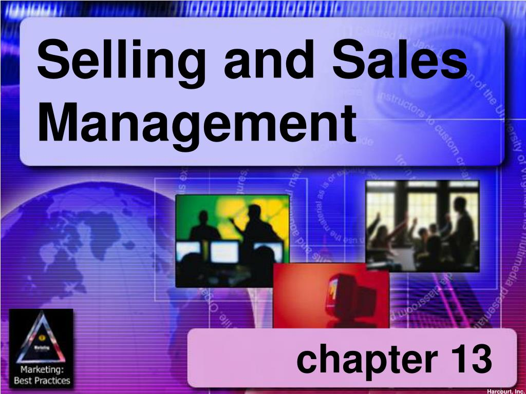 selling and sales management l.