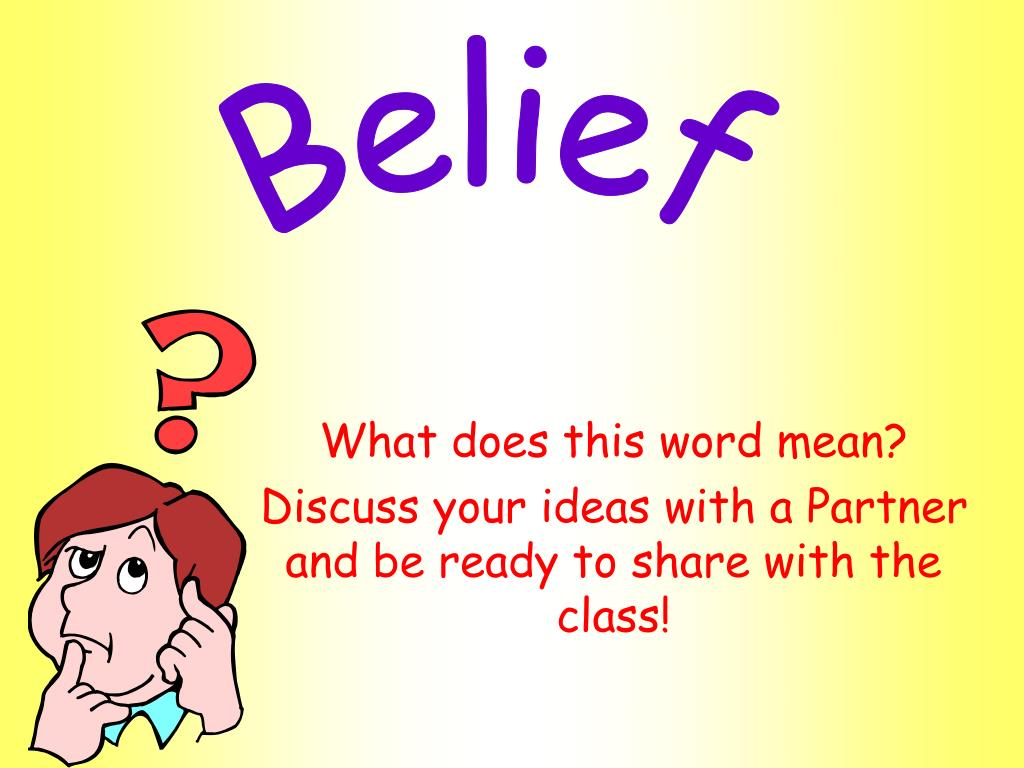 what does this word mean discuss your ideas with a partner and be ready to share with the class l.