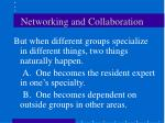 networking and collaboration2