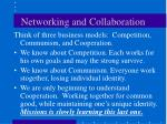 networking and collaboration4