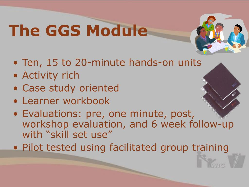 The GGS Module