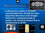 what is a diamond