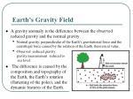 earth s gravity field7