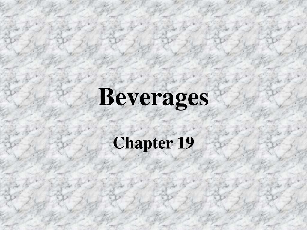 beverages l.