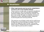 rehabilitation21