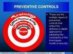 preventive controls20