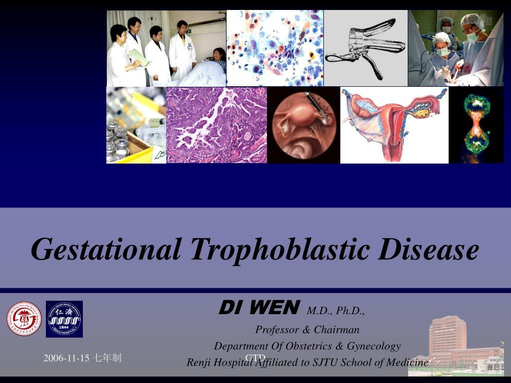 gestational trophoblastic disease l.
