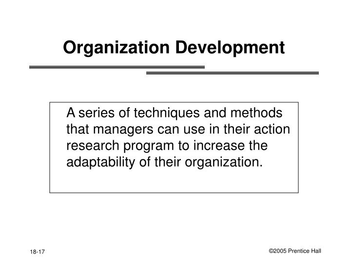 organizational development thesis Impact of performance management system on within organization and personnel development this master thesis is an academic research which tests how a performance.