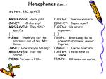 homophones cont24