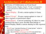 architecture of collaboration ii