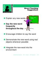 direct teaching suggestions13