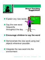 direct teaching suggestions14