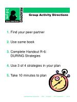 group activity directions20