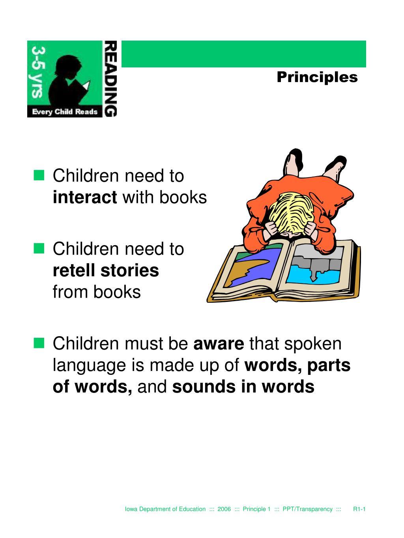 principles l.