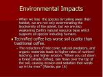 environmental impacts25