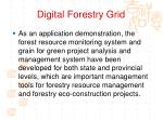 digital forestry grid4