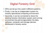 digital forestry grid5