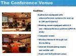 the conference venue10