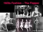 1920s fashion the flapper