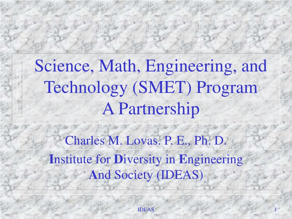 diversity in science math and engineering