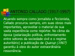 antonio callado 1917 19972