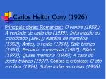 carlos heitor cony 19261