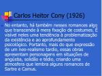 carlos heitor cony 19263