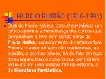 murilo rubi o 1916 19912