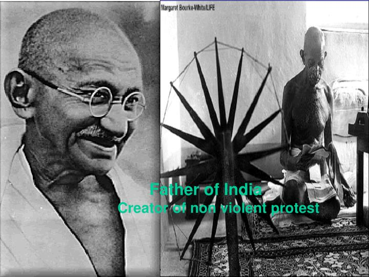 Father of India