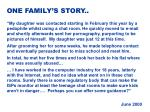 one family s story