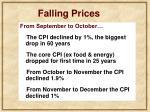 falling prices13